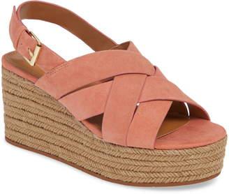 Kensie Facoma Platform Wedge Espadrille Sandal