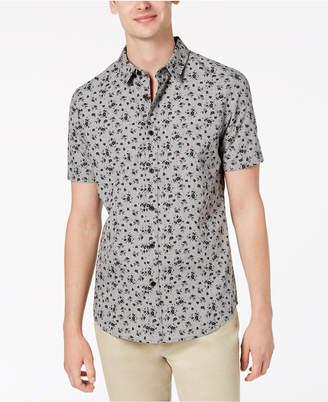 American Rag Men's Floral Shirt