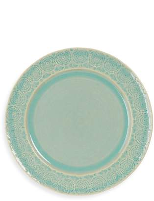Anthropologie Old Havana Dinner Plate