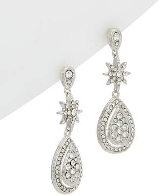 Betsey Johnson Betsey Blue by Betsey Blue Launch Drop Earrings