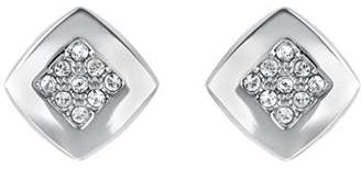 Adore Pave Stud Earrings