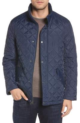 Cole Haan Diamond Quilted Jacket