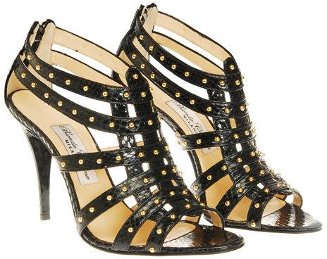 Bionda Castana Inaya gladiator heels with Studs