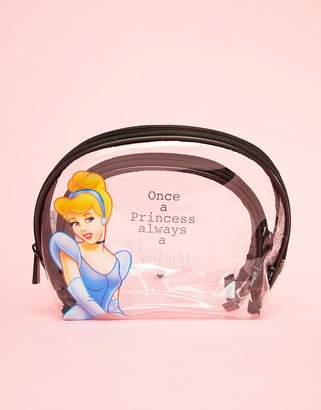 BB Designs Disney Vintage Cosmetic Bag 2 pack