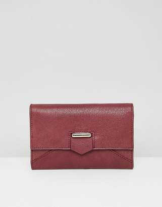 Urban Code Urbancode leather foldover purse