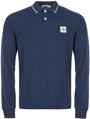 Stone Island Polo Shirt - Navy