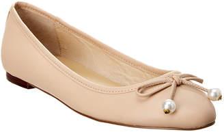 Kate Spade Ellio Leather Flat