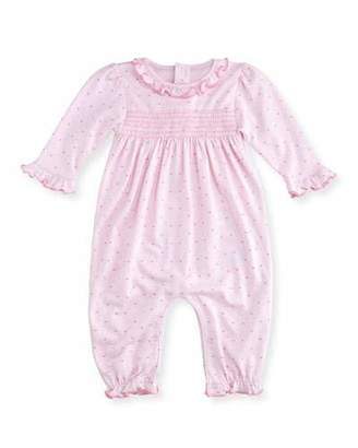 Kissy Kissy Tiny Tutus Print Coverall, Size 3-24 Months $46 thestylecure.com