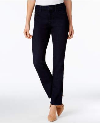 ffff74bbb5cdf NYDJ Sheri Tummy-Control Slim-Leg Jeans