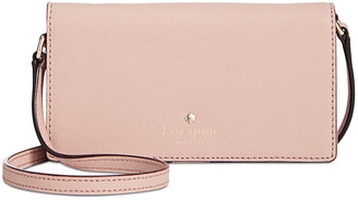 kate spade new york Multi Function Phone Crossbody $100 thestylecure.com