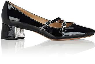 Marc Jacobs Women's Bella Patent Leather Mary Jane Pumps
