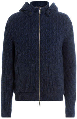 Etro Cashmere Knit Jacket