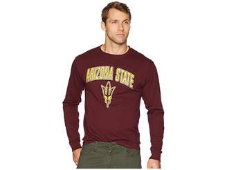 Champion College Arizona State Sun Devils Long Sleeve Jersey Tee