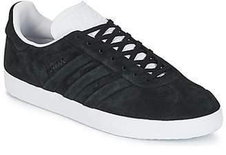 Adidas Gazzella Di Pelle Nera, Shopstyle Uk