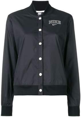 Nike Varsity bomber jacket
