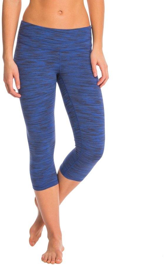 Lucy Women's Studio Hatha Capri Legging 8137446