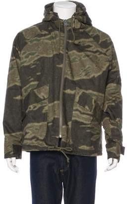 Yeezy 2016 Camouflage Jacket
