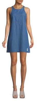 Calvin Klein Jeans Classic Sleeveless Denim Dress