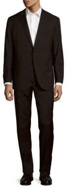 Polo Ralph LaurenDrake Modern Fit Pinstripe Wool Suit