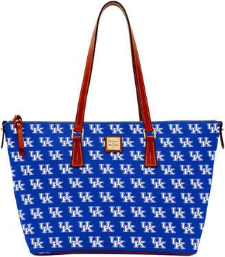 Dooney & Bourke NCAA Kentucky Zip Top Shopper