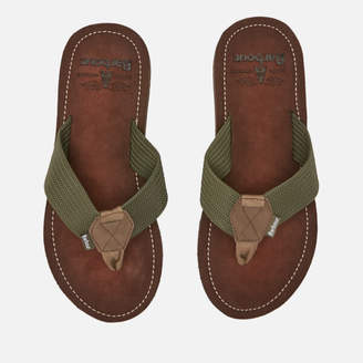 b6252ea1d22 Barbour Men s Toeman Beach Toe Post Sandals