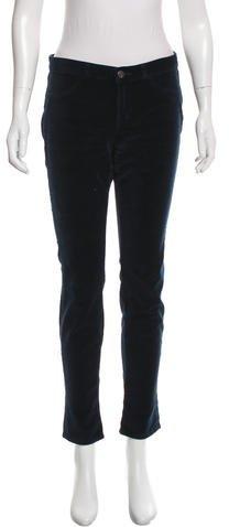 J BrandJ Brand Velvet Skinny Pants