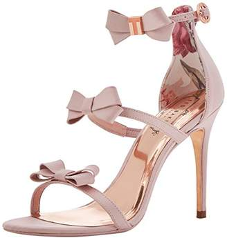 e54f536f9d9e at Amazon.co.uk · Ted Baker Women s Nuscala Ankle Strap Sandals