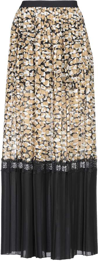 PATRIZIA PEPE Long skirts