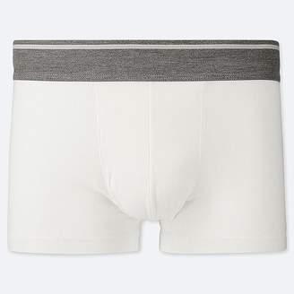 Uniqlo Men's Supima Cotton Low-rise Boxer Briefs