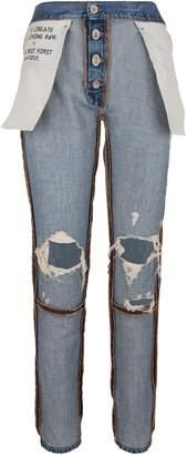 Taverniti So Ben Unravel Project Ben Unravle Project Jeans