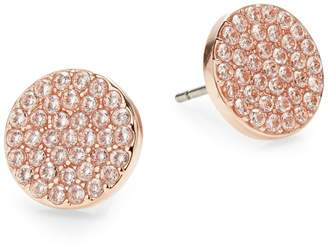 Kate Spade Crystal Pave Stud Earrings