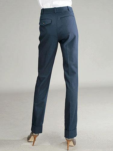 Richard Chai Straight Trouser
