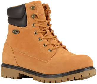 Lugz Nile Hi Mens Lace Up Work Boots