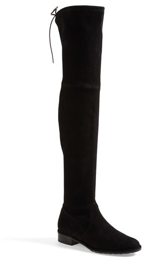 Women's Stuart Weitzman 'Lowland' Over The Knee Boot