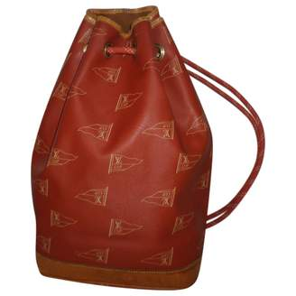 Louis Vuitton Randonnée Cloth Backpack