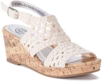 So SO Entertainer Girls' Wedge Sandals