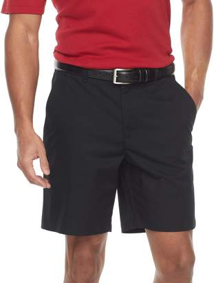 Croft & Barrow Men's Classic-Fit Easy-Care Stretch Flex-Waist Flat-Front Shorts