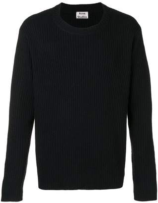 Acne Studios Nicholas ribbed sweater