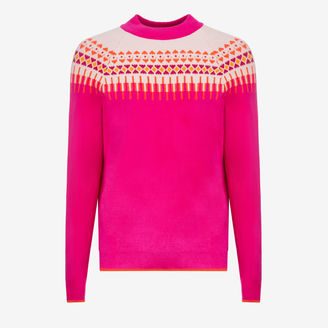 Crew Neck Knitted Jumper $795 thestylecure.com