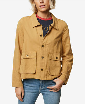 O'Neill Juniors' Grady Woven Jacket