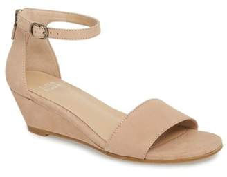 Eileen Fisher Mara Ankle Strap Wedge Sandal