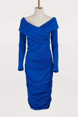 Diane von Furstenberg Long sleeved midi dress