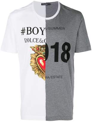 Dolce & Gabbana Boy Summer T-shirt