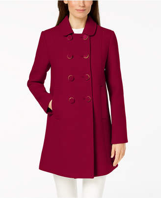 Kate Spade Double-Breasted Peacoat