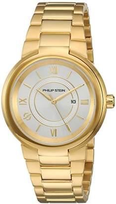 Philip Stein Teslar Women's 'Active' Quartz Stainless Steel Casual Watch