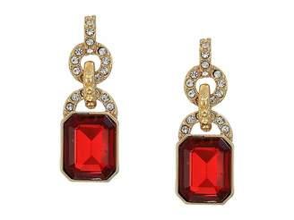 Lauren Ralph Lauren Post Stone Drop Earrings