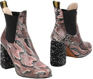 LEO STUDIO DESIGN Ankle boots - Item 11335130