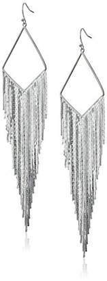 "Jules Smith Designs Coachella"" Fringe Earrings"