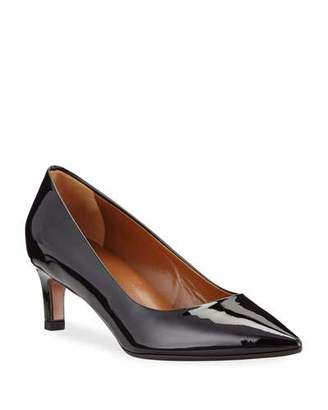 Aquatalia Mariana Patent Leather Pumps
