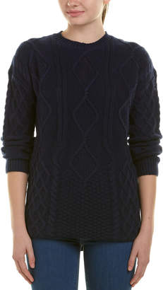 Levi's Premium Made & Crafted Wool & Cashmere-Blend Sweater